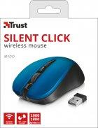 Мышь Trust Mydo Silent Wireless Blue (TR21870) - изображение 5