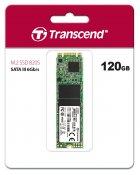 Transcend MTS820S 120GB M.2 2280 SATAIII 3D TLC (TS120GMTS820S) - зображення 2