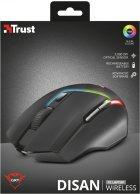 Миша Trust GXT 161 Disan Wireless Black (TR22210) - зображення 11