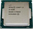 Процессор s-1151 Intel Core i3-6100 3.7GHz/3MB Tray (CM8066201927202) - изображение 1