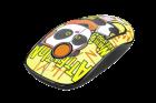 Миша Trust Sketch Silent Click Wireless Mouse - yellow (23337) - зображення 1