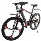 Электровелосипед Zhengbu M8 Black from red - изображение 2