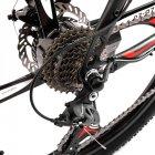 Электровелосипед Zhengbu M8 Black from red - изображение 15