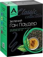 Чай зелений байховий Askold Китайський Ган Паудер листовий 200 г (4820015832191) - зображення 1