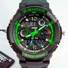Чоловічі годинники Skmei S-Shock Green 0931 - изображение 5