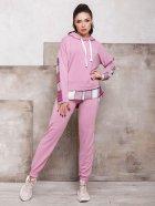 Спортивный костюм ISSA PLUS SA-134 L Розовый (2001012268752) - изображение 1
