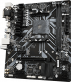 Материнська плата Gigabyte B450M S2H V2 (sAM4, AMD B450, PCI-Ex16) - зображення 3