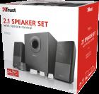 Акустическая система Trust Teros 2.1 Speaker Set Black (22363) - изображение 4