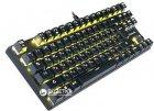 Клавиатура Real-El M28 RGB TKL Blue Switch USB (EL123100027) - изображение 5