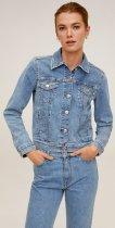 Джинсовая куртка Mango 67095910-TM M (8445035868843) - изображение 1