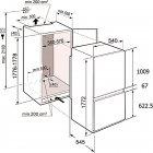 Встраиваемый холодильник SNAIGE RF29SM-Y60021X - изображение 7