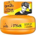 Текстурувальна глина для волосся Got2b by Schwarzkopf iStylers 75 мл (96038802) - зображення 3