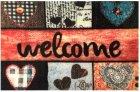 Придверный коврик Izzihome Magic Welcome Kalpler 40х60 (2200000551122) - изображение 1