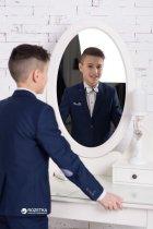 Пиджак Новая форма 121.2 Rick 142 см 32 р Синий (2000067009556) - изображение 5