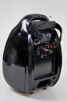 Колонка комбик Golon Bluetooth mp3 радиомикрофон пульт цветомузыка Golon RX-810 BT - изображение 6