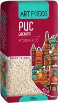 Рис Art Foods Басмати 1 кг (4820191590748) - изображение 1