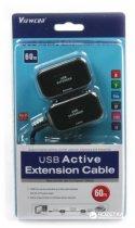 Активный удлинитель USB 1.1 - UTP до 60 м (VE399) - изображение 2