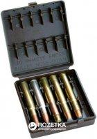 Кейс МТМ Ammo Wallet для патронов 378, 416, 470, 500NE на 10 патр. Коричневый (17730854) - изображение 1