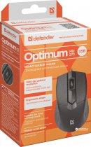Миша Defender Optimum MB-270 USB Black (52270) - зображення 2