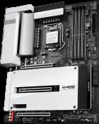 Материнська плата Gigabyte W480 VISION D (s1200, Intel W480, PCI-Ex16) - зображення 3