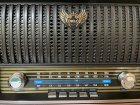 Акумуляторний радіоприймач колонка Kemai Retro (MD-1909BT) з Bluetooth і USB Black - зображення 2