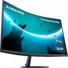 """Монітор 27"""" Samsung Curved C27T55 (LC27T550FDIXCI) - зображення 2"""