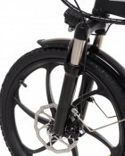 Электровелосипед Maxxter Ruffer Black-Green - изображение 4