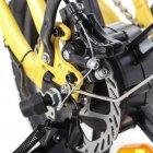 Електровелосипед Maxxter Urban Plus Yellow-Black - зображення 3
