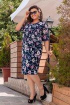 Платье ALDEM 1413 58 Темно-синее (2000000367453) - изображение 2