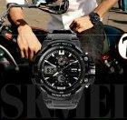 Чоловічий спортивний водостійкий годинник Skmei Resist 0990 - изображение 7