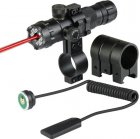 Лазер для телескопа Vogler Red DOT 11 мм червоний - зображення 1