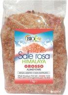 Соль каменная крупная Casa Rinaldi Bio&te Гималайская розовая 1 кг (8050847050104) - изображение 1