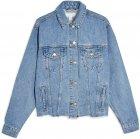 Куртка джинсова TopShop 05J77R-MDT 10 (46) (5045433898607) - зображення 4