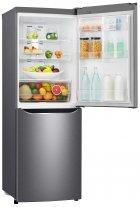 Двухкамерный холодильник LG GA-B379SLUL - изображение 10