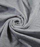 Футболка з довгим рукавом Fruit of the Loom Valueweight long sleeve S 94 Сіро-Ліловий (061038094S) - зображення 6