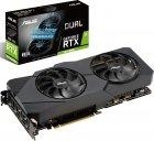 Asus PCI-Ex GeForce RTX 2070 Super Dual EVO OC 8GB GDDR6 (256bit) (1605/14000) (1 x HDMI, 3 x DisplayPort) (DUAL-RTX2070S-O8G-EVO) - зображення 8