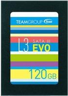 "Team L3 EVO 120GB 2.5"" SATAIII TLC (T253LE120GTC101) - зображення 1"