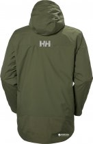 Куртка Helly Hansen Killarney Parka 53070-491 XS Зеленая - изображение 4
