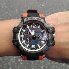 Чоловічі годинники CASIO GPW-1000-4AER - зображення 2