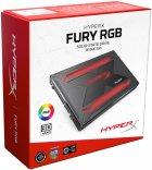 "Kingston SSD HyperX Fury RGB Upgrade Kit 240GB 2.5"" SATAIII TLC (SHFR200B/240G) - зображення 13"