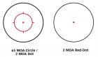 Приціл коліматорний Sig Optics ROMEO 5 XDR COMPACT RED DOT SIGHT - зображення 6