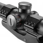 Приціл оптичний Barska AR6 Tactical 1-6x24 (IR Mil-Dot R/G) - зображення 3