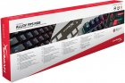 Клавиатура проводная HyperX Alloy FPS RGB Kailh Speed Silver USB (HX-KB1SS2-RU) - изображение 6