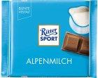 Шоколад Ritter Sport молочный с альпийским молоком 100 г (4000417018007) - изображение 1