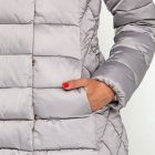 Куртка Champion 110956 48 Серая (8052785899715) - изображение 4