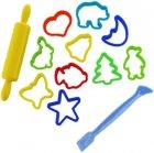 Набор для лепки Genio Kids Окружающий мир (LEP02) (4814723003813) - изображение 2