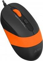Мышь A4Tech FM10S USB Orange (4711421951494) - изображение 2