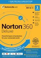 Антивирус Norton 360 Deluxe 25GBдля 3 ПК на 1 год ESD-электронный ключ в конверте (21409592) - изображение 1