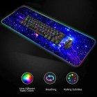 Игровая поверхность с подсветкой 800х300х4мм INTEKO RGB ВСЕЛЕННАЯ - изображение 7
