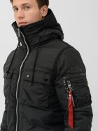 Куртка Alpha Industries N-3B Skytrain Parka MJN48505C1 2XL Black - изображение 4